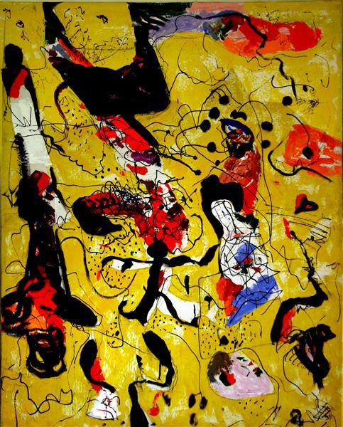 The Street II, 2010 - Romul Nutiu