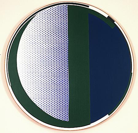 Mirror, 1972 - Roy Lichtenstein