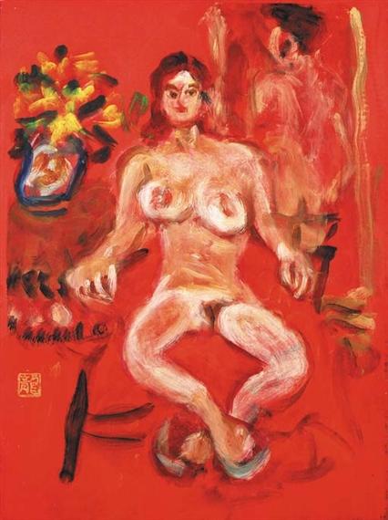Nude - Umehara Ryuzaburo