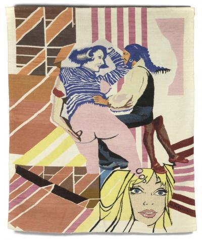 Tapeçaria Muro, 1973 - Sa Nogueira