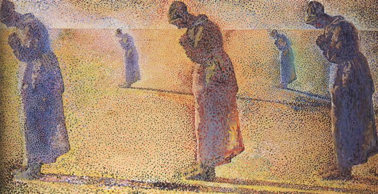 Dawn, Noon, Sunset and Dusk, 1979 - Salvador Dali