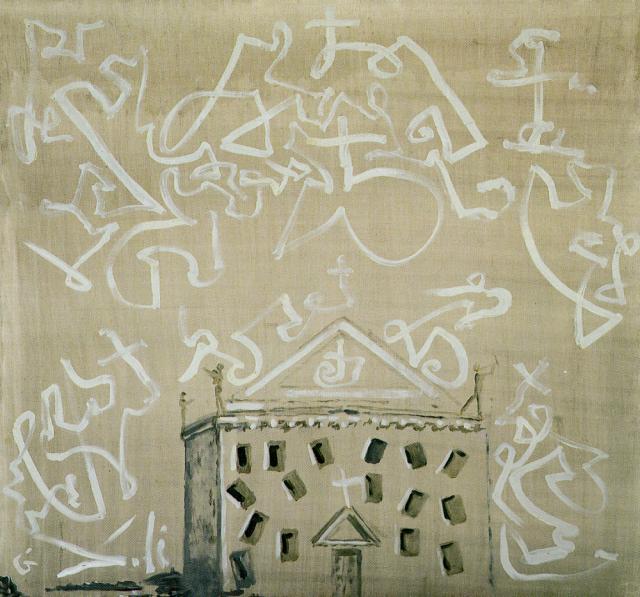 El Escorial and Catastrophe-Form Calligraphy, 1982 ...