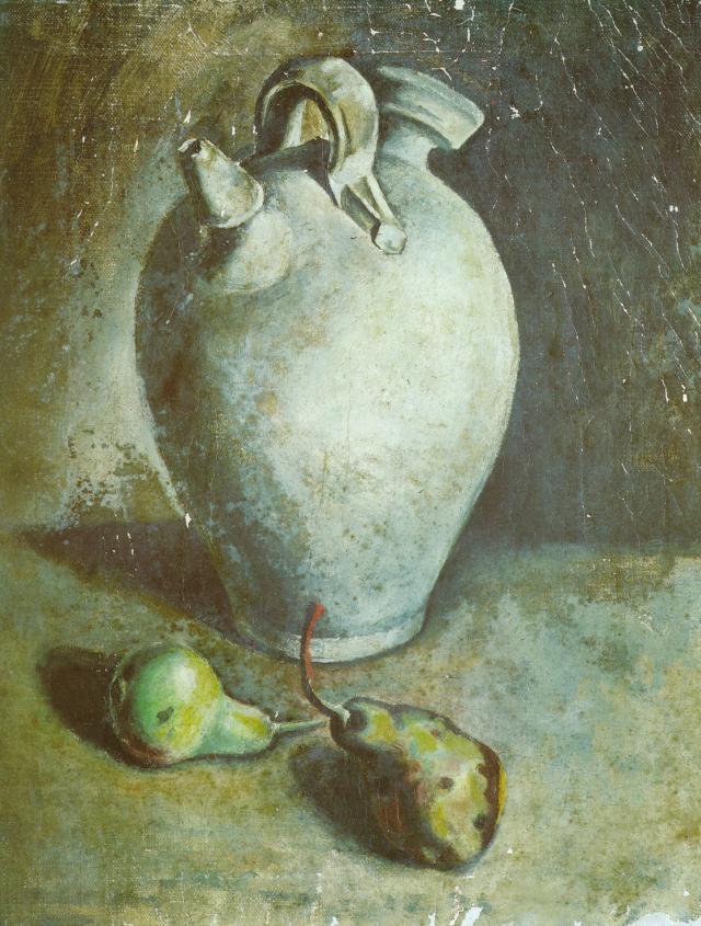 Jug, 1922-1923