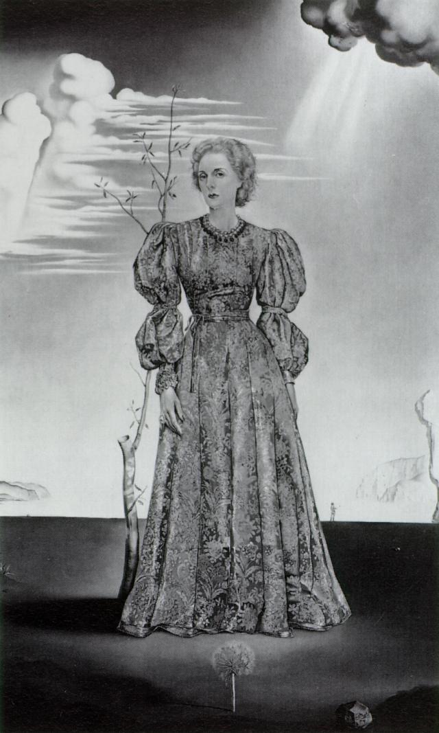 Portrait of Nada Pachevich, 1948
