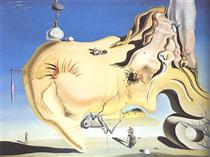 Salvador Dali - 1102 paintings, drawings, designs, illustrations ...