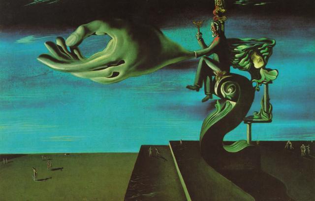 The Hand, 1930 - Salvador Dali