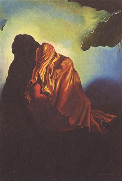 The Veiled Heart, 1932 - Salvador Dali