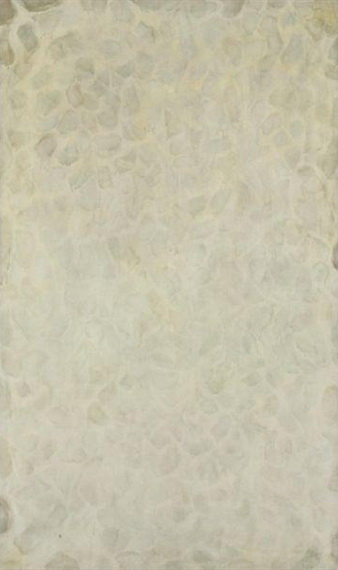 White, 1951 - Sam Francis