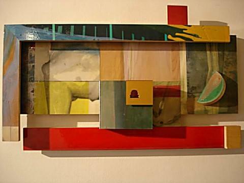 Horse, 1995 - Sam Gilliam