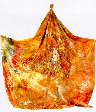 Mars at Angles, 1978 - Sam Gilliam