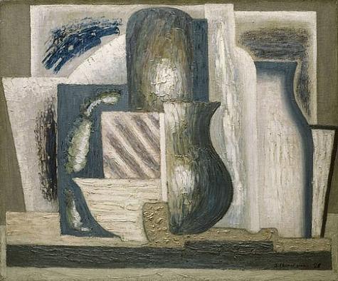 Washtable, 1926 - Serge Charchoune