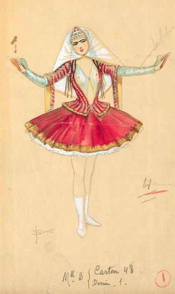 Costume Designs - Sergey Solomko