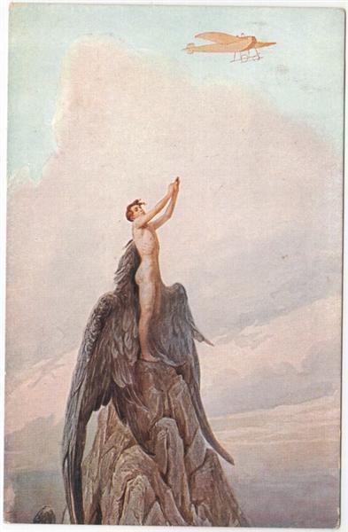 Dream of Icarus - Sergey Solomko