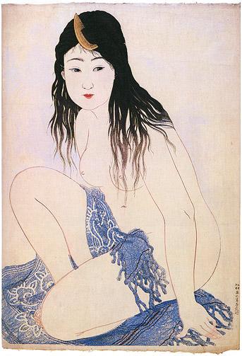 Awabi Pearl Fisher, 1931 - Шотей Такахасі