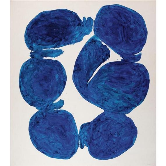 Meun, 1967 - Simon Hantai