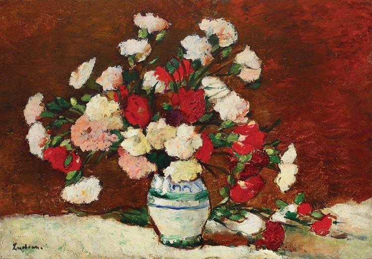 Carnations, 1907 - Stefan Luchian