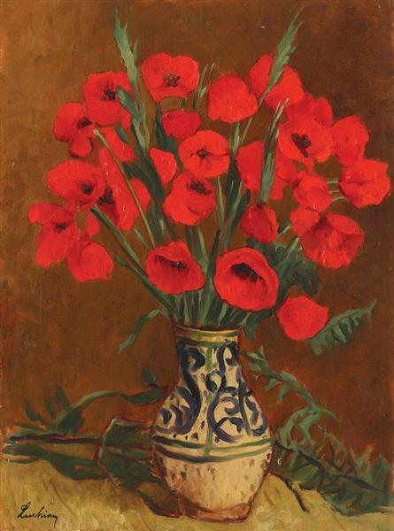 Poppies - Stefan Luchian