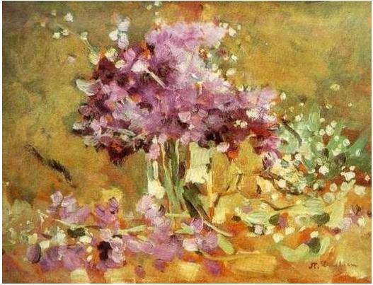 Violets - Stefan Luchian