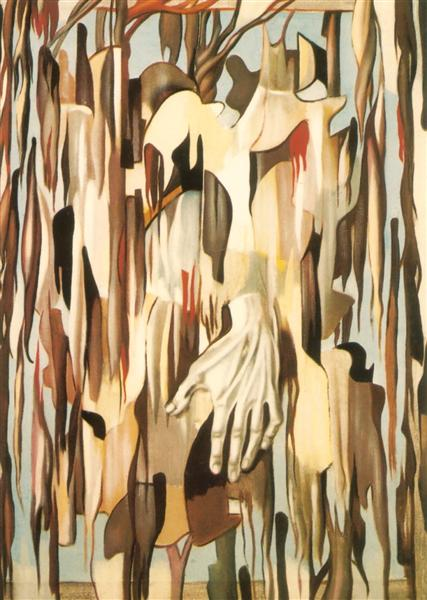 Surrealist Hand, 1947 - Tamara de Lempicka
