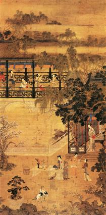unknown title - Tang Yin