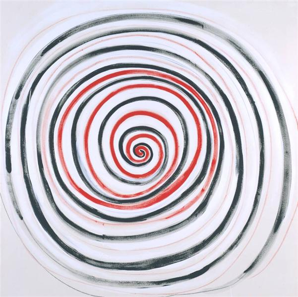 R. B. and W. Spiral for A., 1991 - Terry Frost