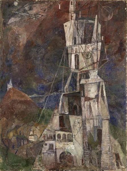 Turm zu Babel - Theo Gerber