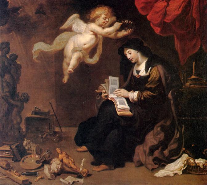 Allegory of Virtue - Theodoor van Thulden