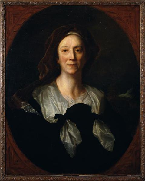 Maria Serre, 1824 - Теодор Жеріко