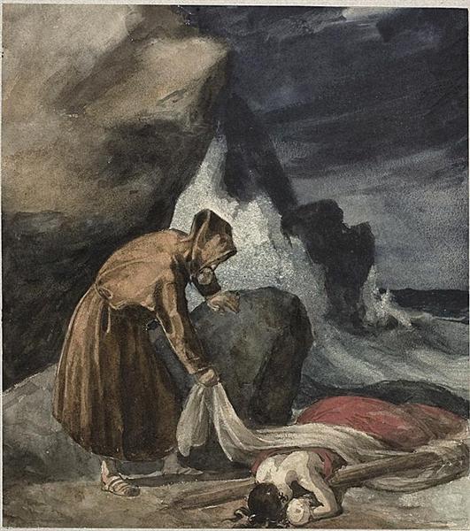 The Tempest, 1821 - Théodore Géricault