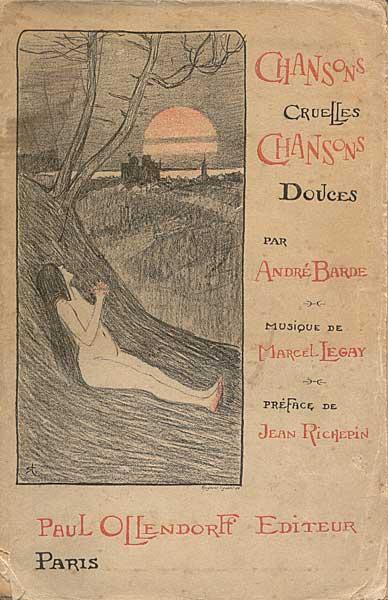 Chansons Cruelles Chansons Douces, 1895 - Théophile Alexandre Steinlen