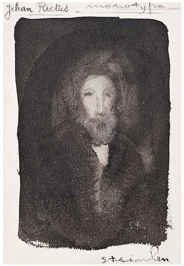 Jehan Rictus - Theophile Steinlen