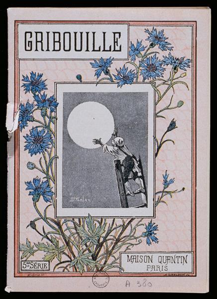 L'Encyclopedie Enfantine, 1897 - Theophile Steinlen