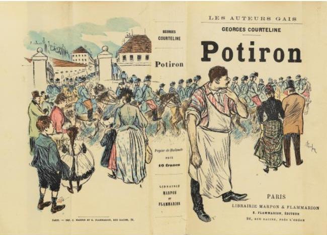 Potiron, 1890 - Theophile Steinlen