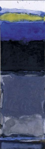 Blue Space, 1954 - Thomas Downing