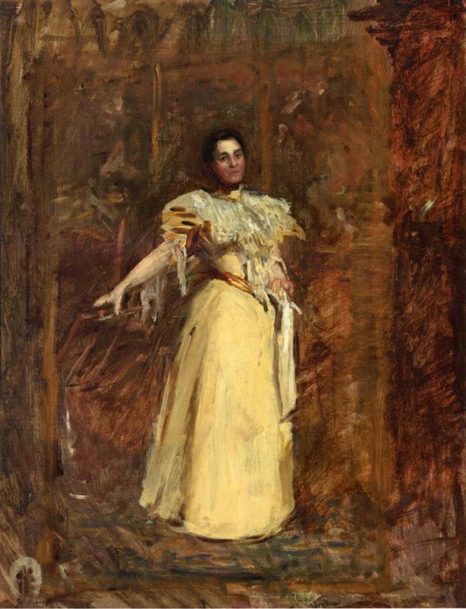 Painting - Thomas Eakins Thomas Eakins Paintings