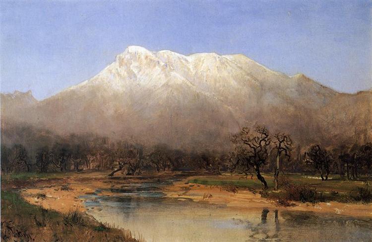 Mount St. Helena, Napa Valley - Thomas Hill