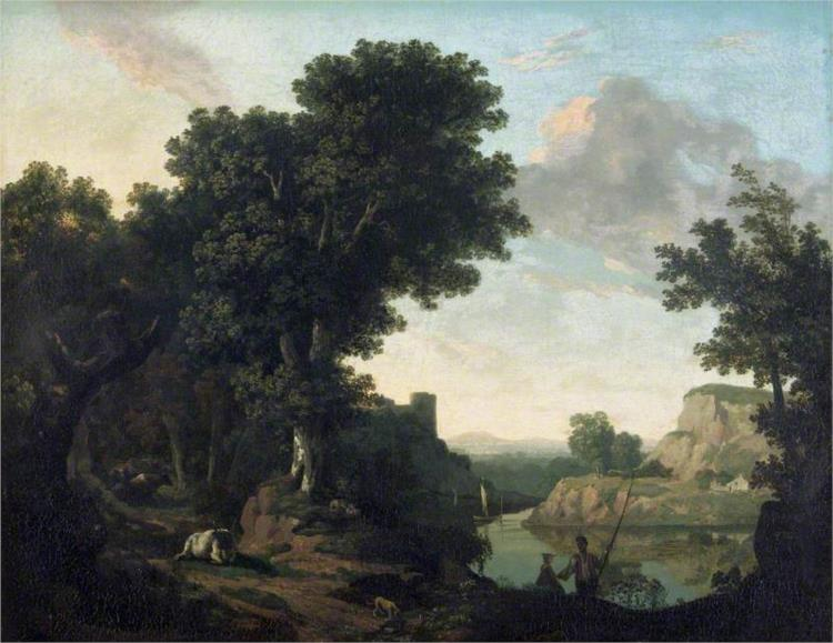 A Clical Landscape Thomas Jones