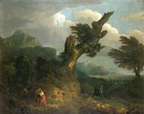 A Storm - Prospero, Miranda e Caliban Spy - Thomas Jones