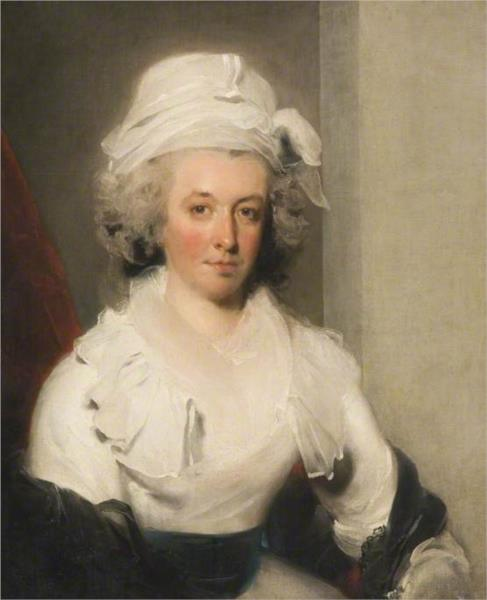 Portrait of a Lady, 1795 - Thomas Lawrence