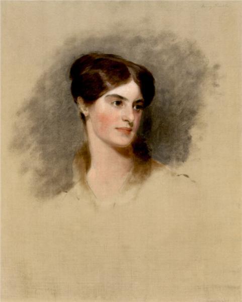 Fanny Kemble, 1833 - Thomas Sully