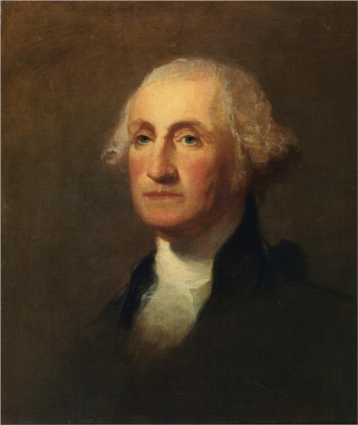 George Washington - Thomas Sully