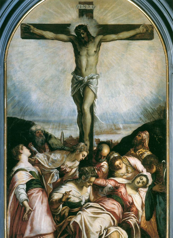 Crucifixion, 1560