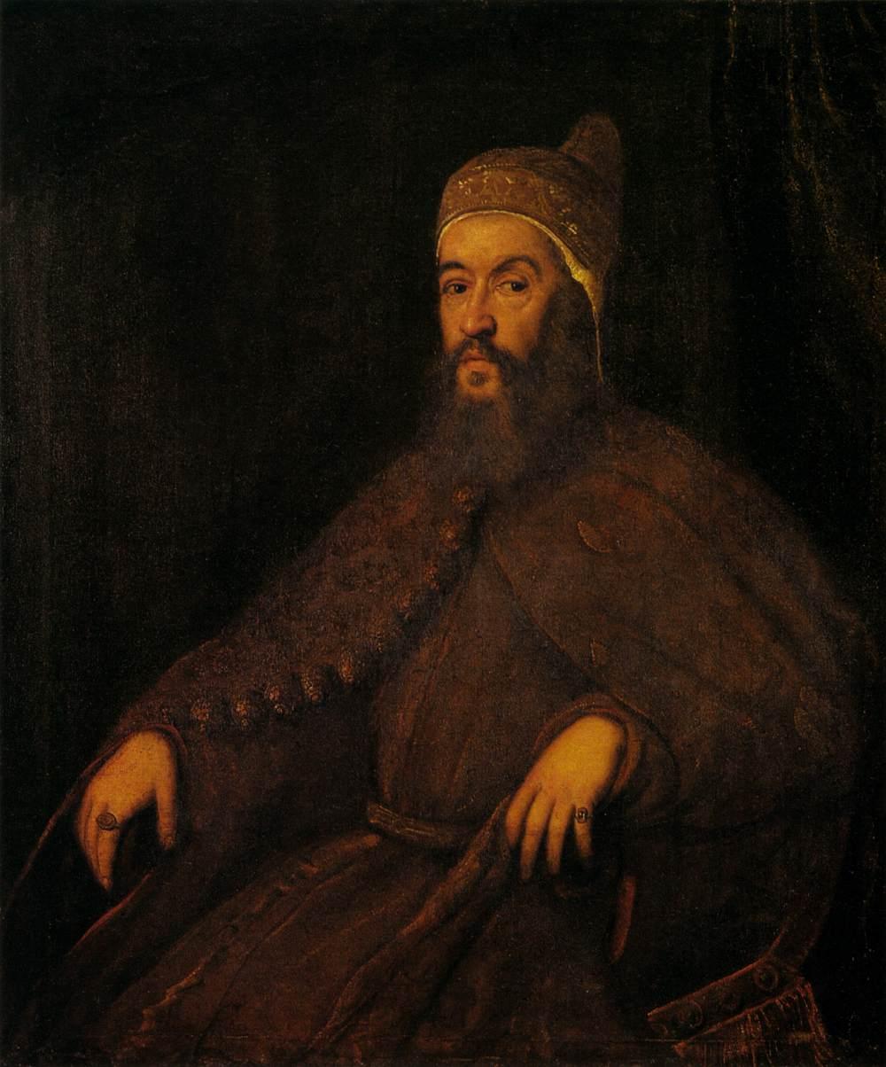 Doge Alvise Mocenigo, 1570