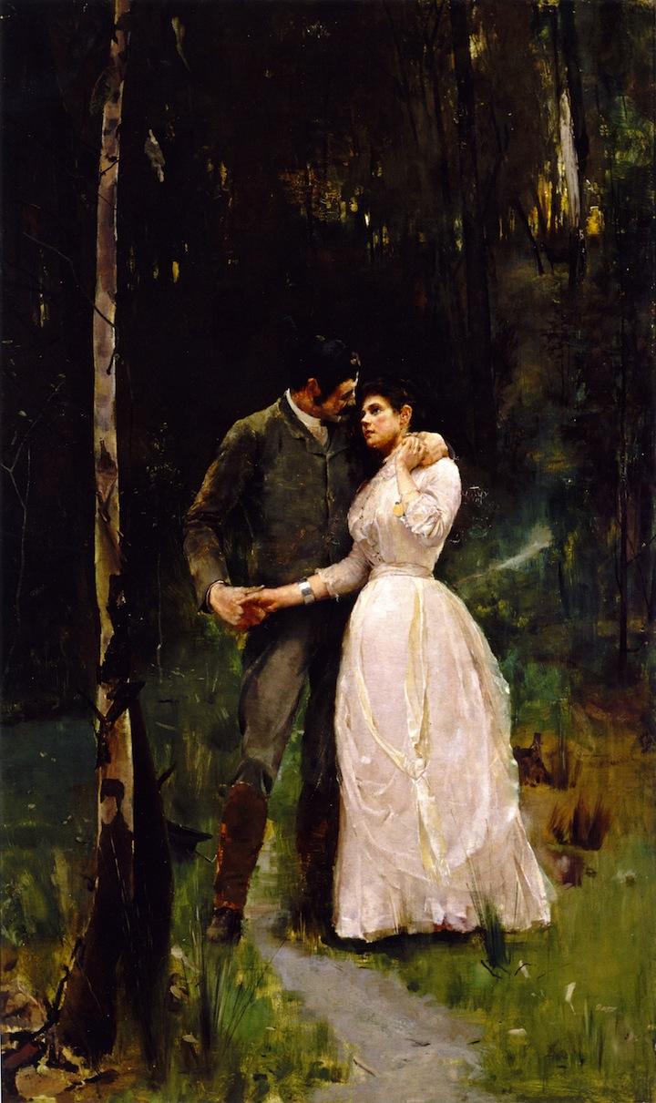 Reconciliation, 1887
