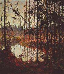 Northern River - Tom Thomson