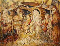 Nativity - Цуґухару Фудзіта