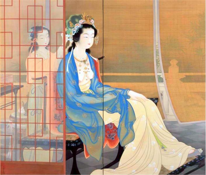 Yang gui fei, 1922 - Uemura Shoen