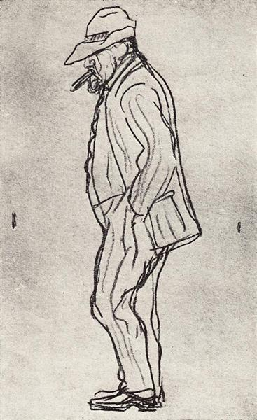 Bored Serov, 1910 - 1911 - Valentin Serov