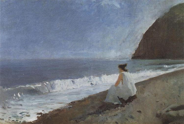 Iphigenia in Tauris, 1893 - Valentin Serov