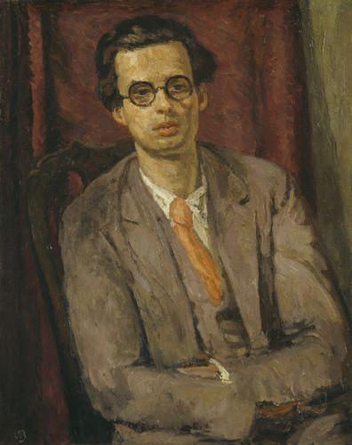 Aldous Huxley, 1931 - Vanessa Bell